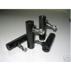 MG TA/TC/TRIPLE M ADJUSTABLE Track Rod End Set.  (AM700)